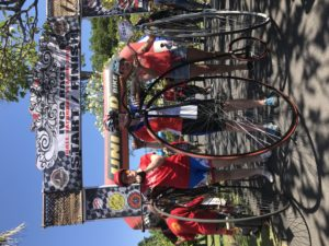 International Veteran Cycle Association Rally in Sanur ...